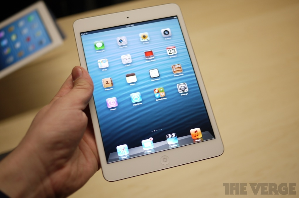 poze ipad mini